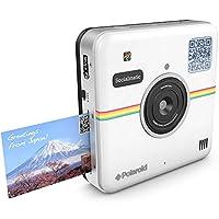 Polaroid Socialmatic Camera white