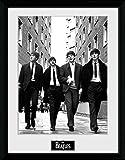 GB Eye gerahmtes Foto, The Beatles In London, 40,6x30,5cm Hochformat
