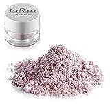La Rosa - Mineral Lidschatten Nr. 36 PEARL-3g - Glänzender Basis-Lidschatten in einem leicht rosa Farbton, sehr kühle Tönung