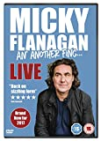 Picture Of Micky Flanagan - An' Another Fing Live [DVD]