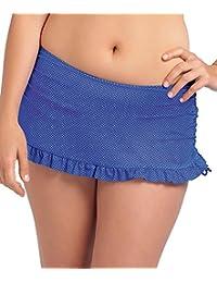 Baño de apreciar freyja © Bikini bragas con falda