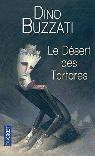Le désert des tartares par Dino BUZZATI