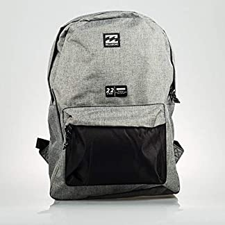 BILLABONG ALL DAY PACK GRIS Y NEGRO