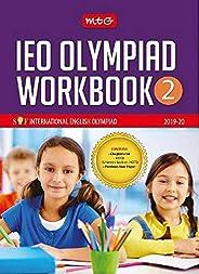 International English Olympiad Workbook - Class 2 (2019-20) (Old Edition)
