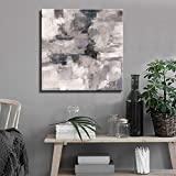 shiyusheng Moderna Pittura a Olio Astratta Poster e Stampe Wall Art Pittura su Tela Decorazione della Parete Immagini astratte per Soggiorno, 80x100cm