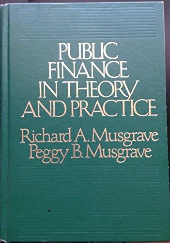 Public Finance Book Pdf