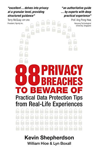 88 Privacy Breaches to Beware of. Practical Data protection tips ...