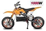 1000W ECO Dirtbike APOLLO 36V (Orange)