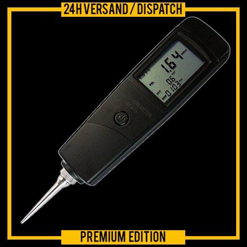Vibrationsmessgerät Schwingungsmesser (Beschleunigung, Geschwindigkeit, Verschiebung) VM4