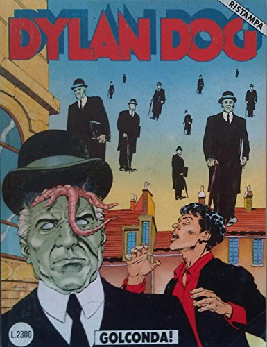 Dylan Dog - COLCONDA! - Ristampan 41