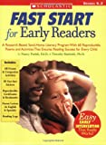 Best Scholastic Preschool Programs - Fast Start for Early Readers: A Research-Based, Send-Home Review