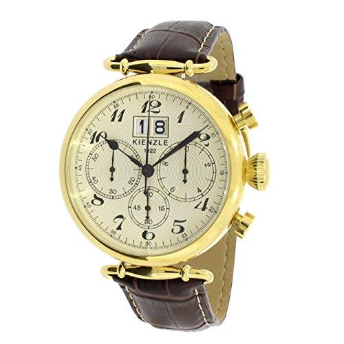 1822Retro Orologio da polso uomo KIENZLE, cronografo, K17–00105