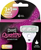 Wilkinson Sword Quattro for Women Sensitive – Lamette