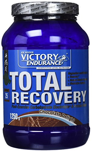 Weider Victory Endurance, Total Recovery, Chocolate - 1250 gr