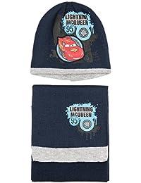 1fbd559b9d62 Chapeaushop Bonnet   Echarpe Cars pour enfant echarpe