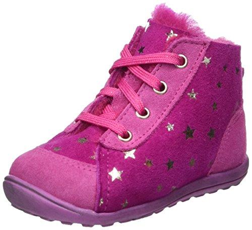 Richter Kinderschuhe Baby Mädchen Mini Lauflernschuhe, Pink (Passion), 21 EU
