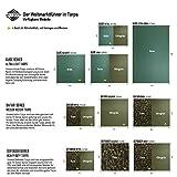 Aqua Quest Guide Sil Tarp & Zubehör Kit - 100% Wasserdicht - 4 x 3 m Groß - Grün oder Olivgrün (Olivgrün) -