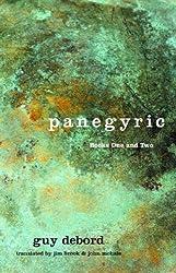 Panegyric: volumes 1 & 2 by Guy Debord (2005-01-21)