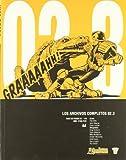 Los archivos completos 2.3 / The complete files (Juez Dredd / Judge Dredd)