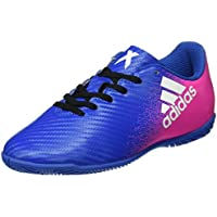sports shoes f1331 077c2 adidas X 16.4 In, Zapatillas de Fútbol Unisex Niños