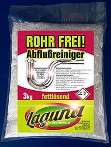 3kg soude caustique Sac Hydroxyde de sodium 1cas NR: 1310-73-2fixes plastique microperles