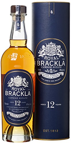 Royal Brackla 12 Jahre Single Highland Malt Whisky (1 x 0.7 l)