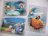 3 supertolle Kunstdrucke mit JÜRGEN KLOPP zum Preis von 2
