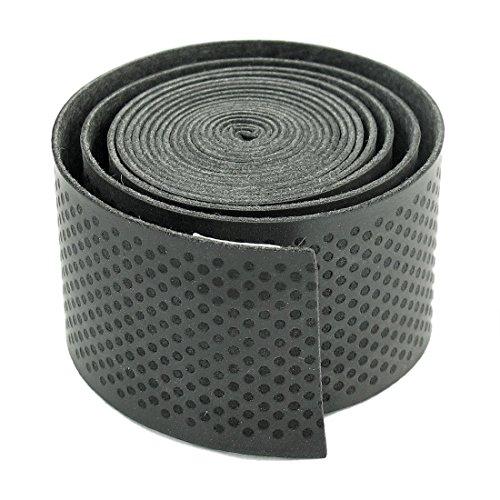 UabpT Tennis Badminton Schläger Wrap Tape Anti Slip und saugfähigen Griff Wrap Tape (schwarz)