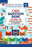 Oswaal CBSE Question Bank Class 10 English Language & Literature Book Chapterwise & Topicwise Includes Objective Types…