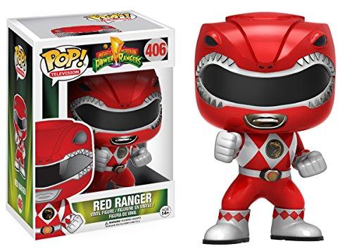Image of Power Rangers 12272 Red Ranger Figure