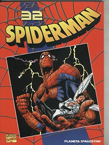Coleccionable Spiderman volumen 1 numero 32