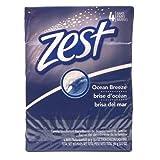 Zest Ocean Breeze 4 bars 3.2oz each