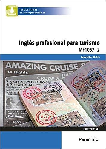Inglés Profesional Turismo Cp - Certificado Profesionalidad