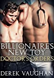 The Billionaire's New Toy - Book 5: Doctor's Orders (English Edition)