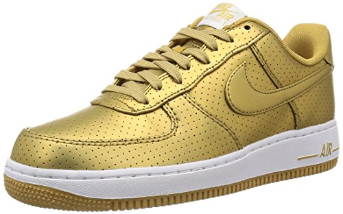 "Shoes Nike Air Force 1 '07 LV8 ''Dream Team Collection"" (718152-700) golden"