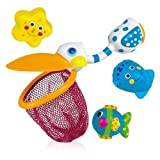 Best Sassy Jouets bain - Jouets de bain - Sassy Pelican Net And Review
