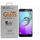 Samsung Galaxy A5 2016 Screen Protector, DMG Magic Glass Premium Curved HD Tempered Glass for Samsung Galaxy A5 – 6