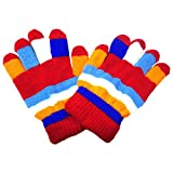 DCS (19) Woolen Safety Red Colorful Baby...