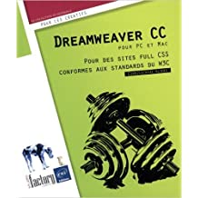 Dreamweaver CC pour PC/Mac - Pour des sites full CSS conformes aux standards du W3C de Christophe AUBRY ( 13 janvier 2014 )