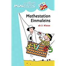 miniLÜK: Mathestation 1 x 1: ab 2. Klasse