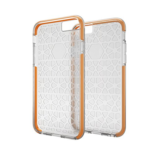 Gear4 IC6S62D3 D3O Jumpsuit Schutzhülle für Apple iPhone 6/6s klar - Ice Clear Case Iphone