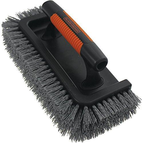 Und Reinigungsbürste Black Decker (Schwarz & Decker 262002alle, Reinigungsbürste)