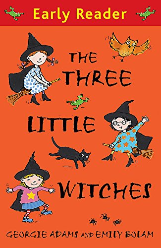 The Three Little Witches Storybook (Early Reader)