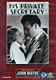 His Private Secretary [1933] - The Classic John Wayne Collection by Evalyn Knapp, Reginald Barlow, Alec B. Francis, Natalie Kingston John Wayne