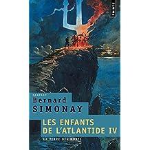 Les enfants de l'Atlantide, Tome 4 : La terre des morts