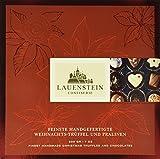 Lauenstein Confiserie Weihnachtstrüffel und Pralinen 16-fach sortiert
