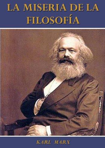 La miseria de la filosofía
