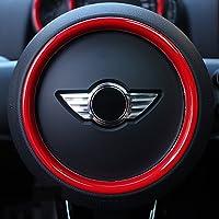 LVBAO Palanca de Cambios Base Tachometer Speedometer Centro Display Volante Marco Cover Capuchón Mini Cooper F Series Clubman Countryman Hardtop Hatchback