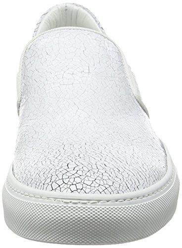 Casadei 6x370, Mocassins homme Blanc - Weiß (BIANCO)