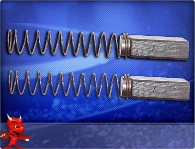 Kohlebürsten passend für Black & Decker DNJ 552